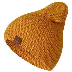 Unisex Warm Casual Winter Beanie