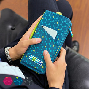 RFID Passport-Card Holder Wallet