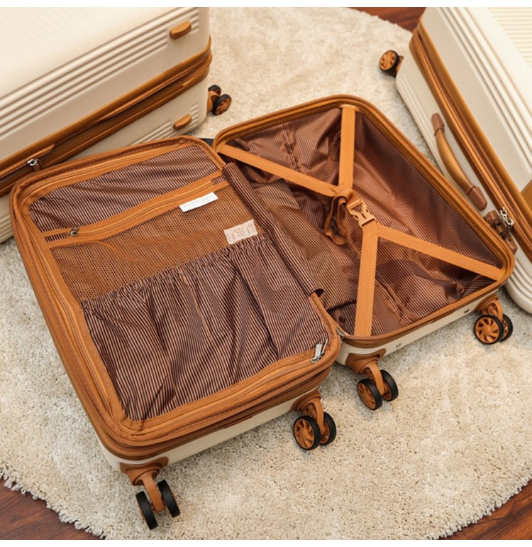 Large Capacity Spinner Suitcase