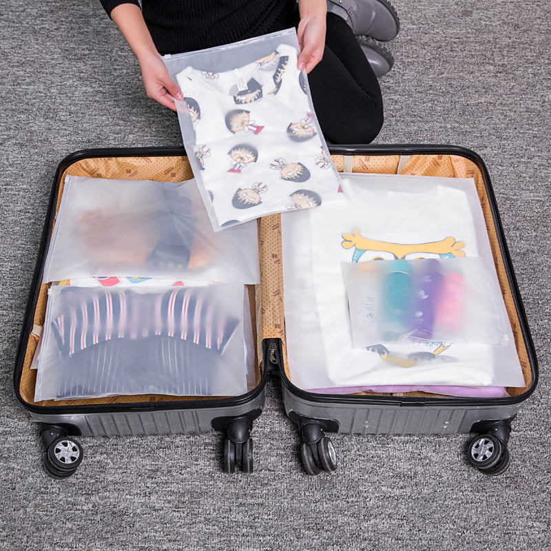 Transparent Waterproof Travel Bags
