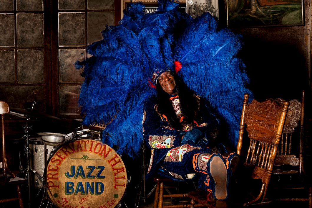 Big Chief Monk Boudreaux Preservation Hall