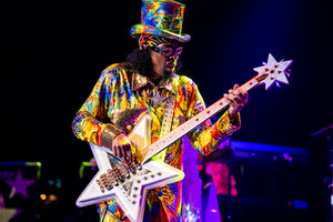 Bootsy Collins Spacebass Rainbow