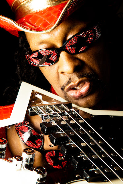 Bootsy Collins Spacebass Reflection