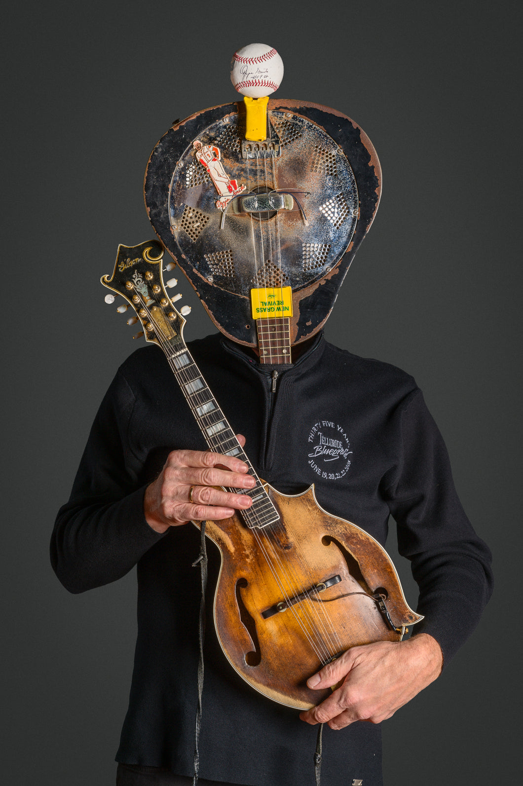 Sam Bush Instrumenthead