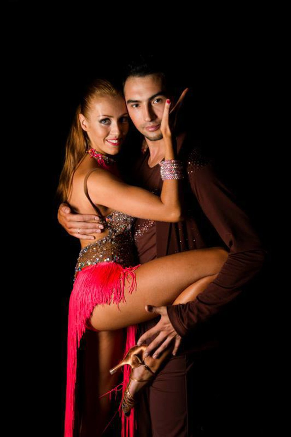 I AM THE WORLD GAMES Dancesport 2 Campaign