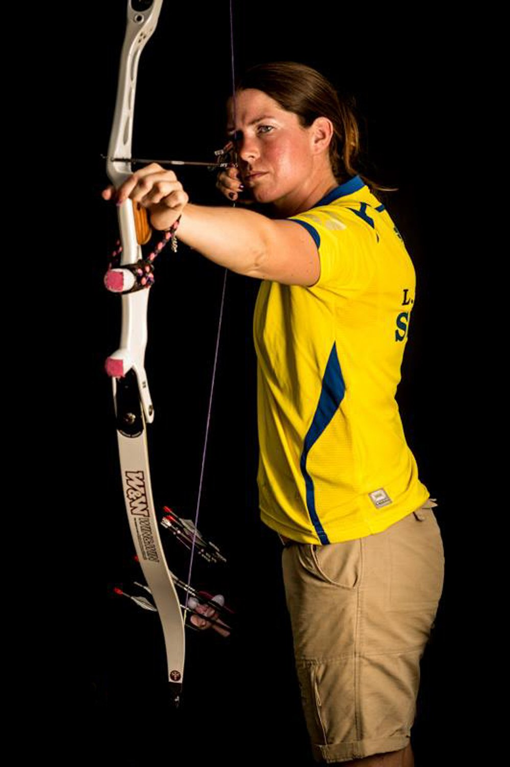 I AM THE WORLD GAMES Field Archery Campaign