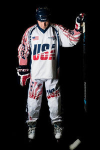 I AM THE WORLD GAMES Roller Hockey 2 Campaign