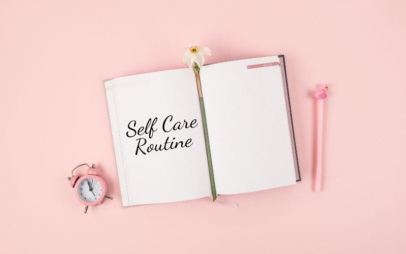 Self-care to reduce stress