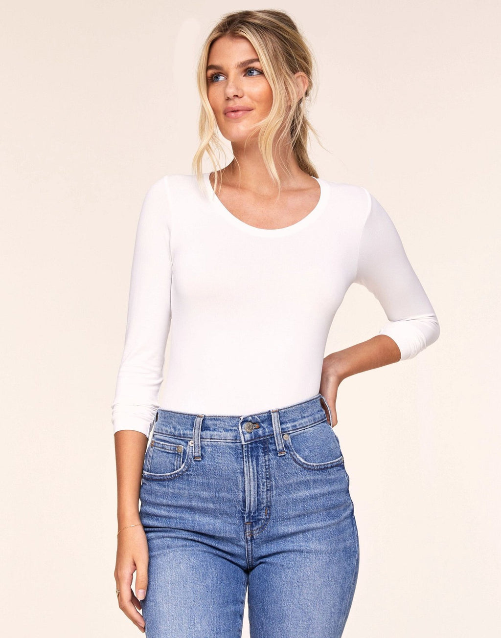 Coolibrium The Perfect Cami Cooling Cami in color Ensign Blue and shape camisoles