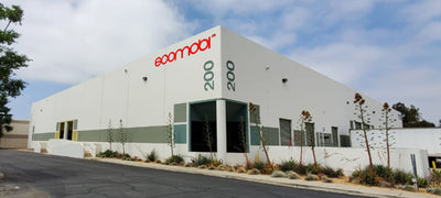 Ecomobl sets up the European warehouse in Barcelona (Spain)