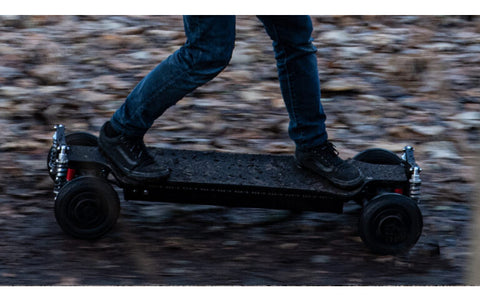 2020 years the best esk8board electric skateboard ceomobl longboard off-road skateboard with screen remote long range high speed cool lights high quality can turn AWD into 2WD mountain board