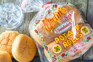 Martin's Potato Rolls (Pack of 4)