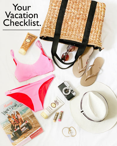 Vacation Checklist!