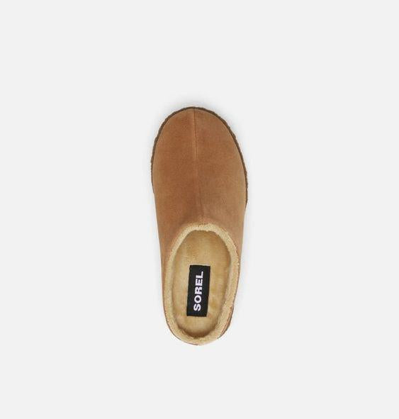 SOREL YOUTH LANNER RIDGE™ II SLIPPER top