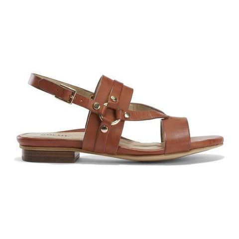 EARTH- MYKONOS DELOS SANDAL BROWN SIDE