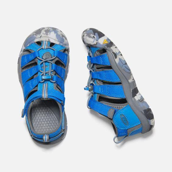 KEEN- KIDS NEWPORT H2 BLUE TOP