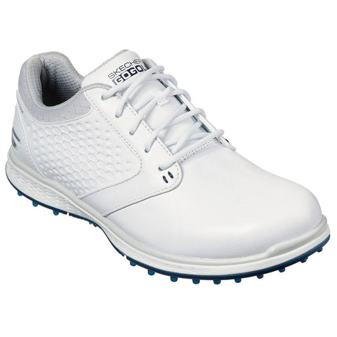 SKECHERS GO GOLF ELITE V.3 DELUXE WHITE SIDE