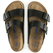 BIRKENSTOCK- ARIZONA SOFT BED BLACK