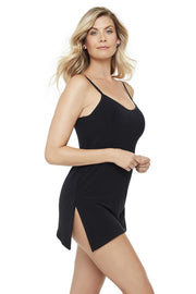 MAGICSUIT SOLIDS BRYNN ONE-PIECE SIDE 2