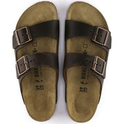BIRKENSTOCK- ARIZONA OILED LEATHER
