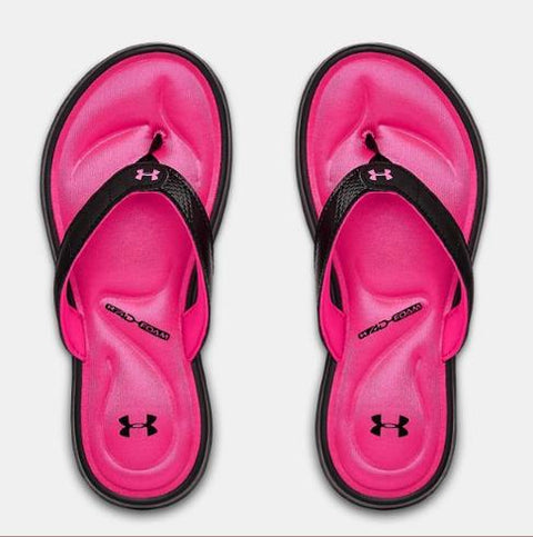 UNDER ARMOUR MARBELLA VII PINK TOP