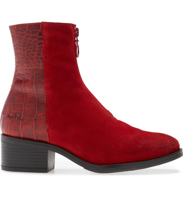 BOS. & CO. Jordon Bootie red side