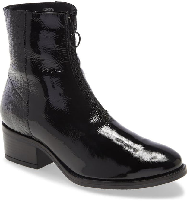 BOS. & CO. Jordon Bootie black