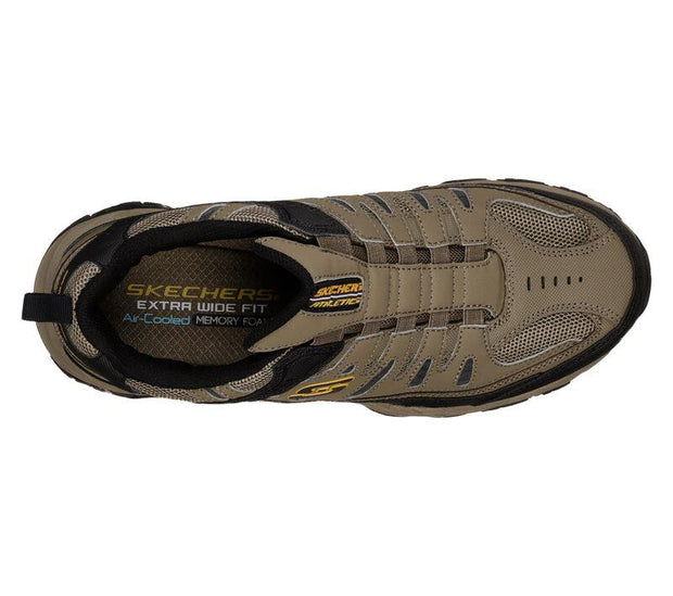 SKECHERS - AFTER BURN M FIT SNEAKER