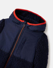 JOULES- RIDLEY FULL ZIP FLEECE