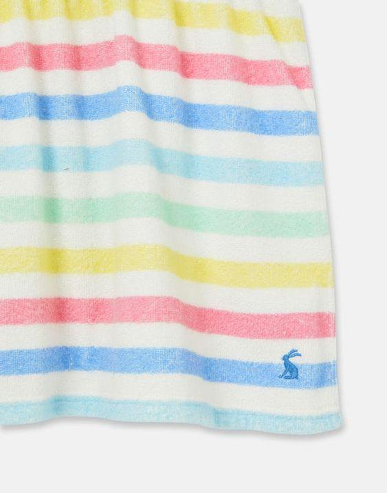 JOULES- BEACH TOWELLING COVER UP