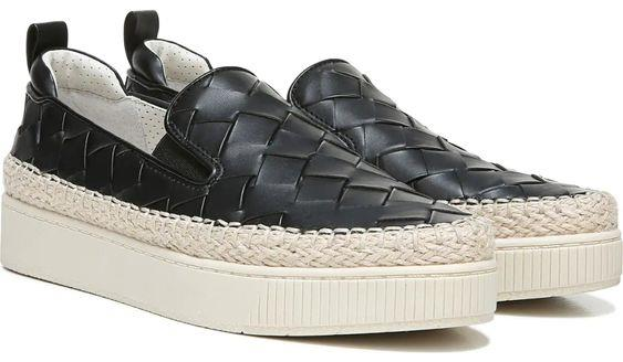 FRANCO SARTO- Homer 3 Platform Slip On Sneaker