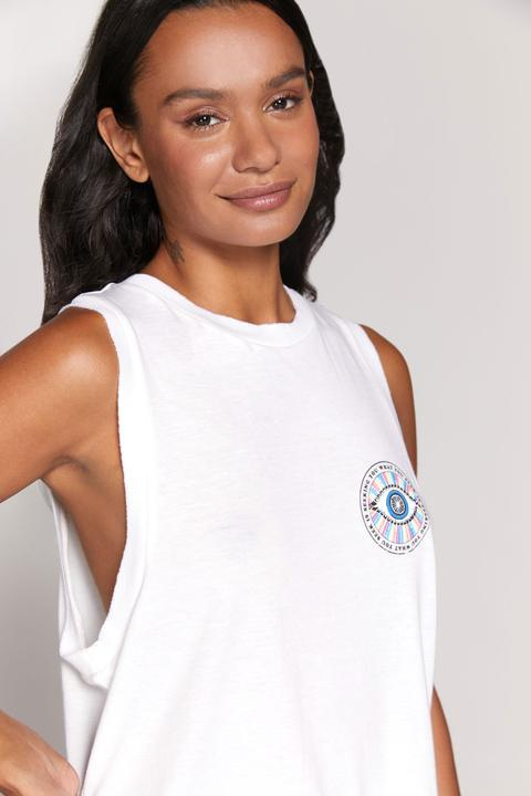 SPIRITUAL GANGSTER- All Seeing Eye Balance Tank