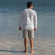 SALT LIFE Mission Long Sleeve Performance Pocket Tee