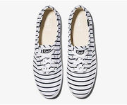 KEDS- WOMEN'S CHAMPION BRETON STRIPE TOP