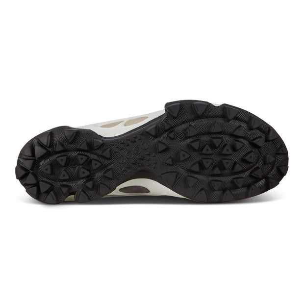 ECCO BIOM C-TRAIL LOW SHOES WHITE BOTTOM