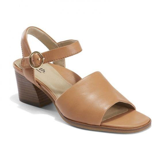 EARTH- MURANO HAZE SANDAL TAN