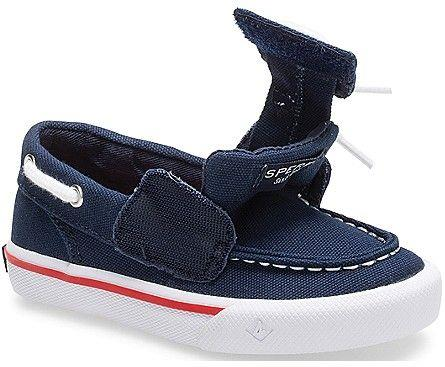 SPERRY- LITTLE KIDS' BAHAMA JUNIOR SNEAKER OPEN