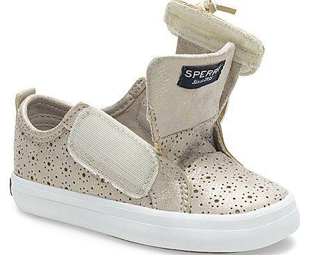 SPERRY- LITTLE KIDS CREST VIBE JUNIOR SNEAKER OPEN
