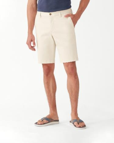 TOMMY BAHAMA BORACAY SHORT  BLEACHED SAND FRONT