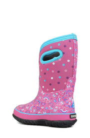 BOGS CLASSIC RAINBOW KIDS' WINTER BOOT side