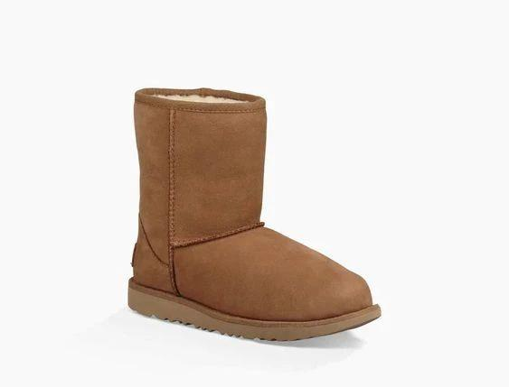 UGG- YOUTH CLASSIC II WATERPROOF BOOT BROWN