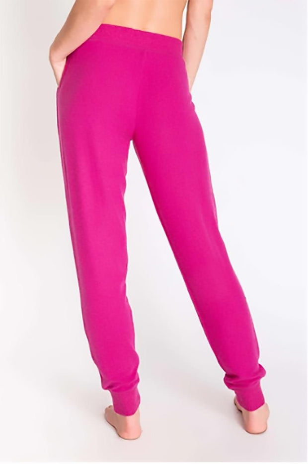 PJ SALVAGE PEACHY IN COLOUR BANDED PANT BACK