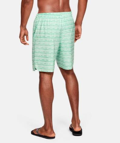 UNDER ARMOUR DOCKSIDE VOLLEY SHORT BACK