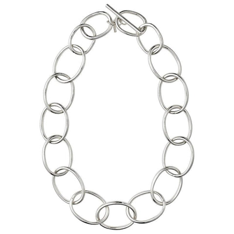 PILGRIM AIR CHAIN SILVER