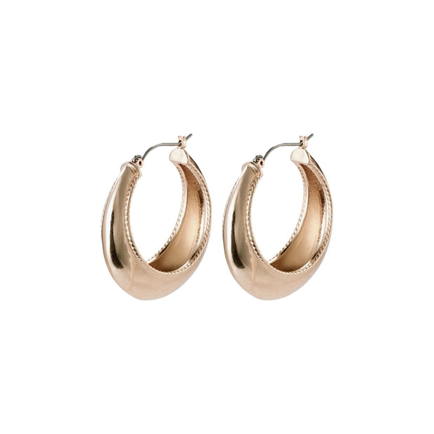 PILGRIM EARRING AIR ROSE GOLD