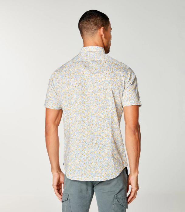 GOODMAN - WOVEN ON-POINT SHIRT
