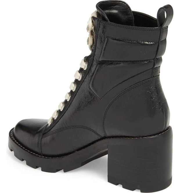 MARC FISHER WARID MOTO BOOTIE back