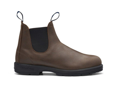BLUNDSTONE- Men's Blundstone 1477 - Winter Thermal Antique Brown