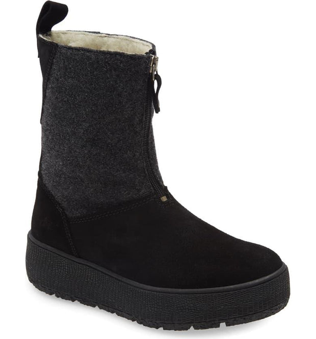 Bos. & Co Ignite Waterproof Winter Boot black