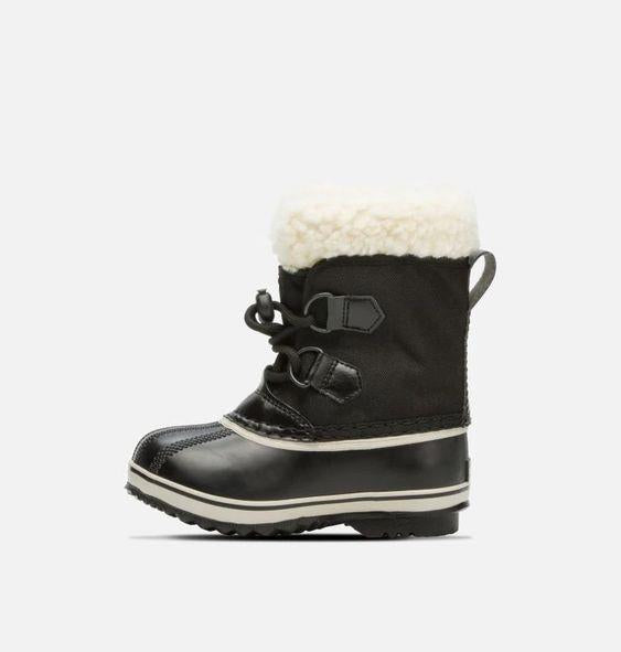 SOREL CHILDRENS YOOT PAC™ NYLON BOOT inside